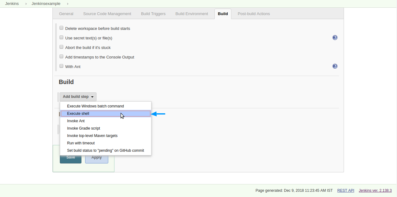 Continuous Integration with Jenkins And GitHub - QA touch