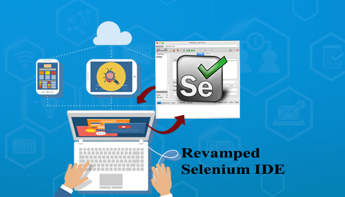 Revamped Selenium IDE
