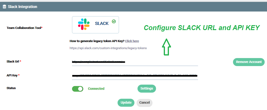 SlackIntegration