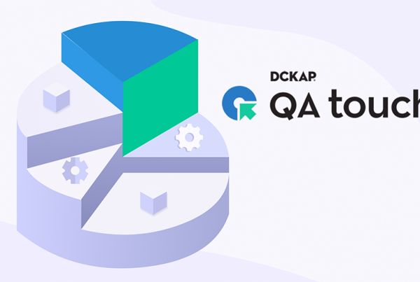 How does QA touch stand apart from other test management tools