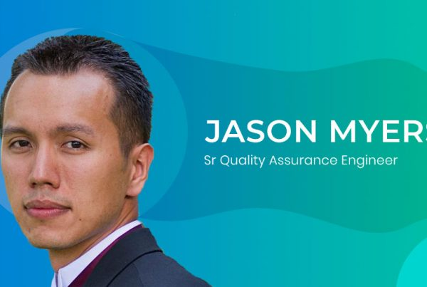 Jason Myers, Experienced QA Lead